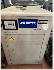 Atlas Copco FD750 air dryer pre owned